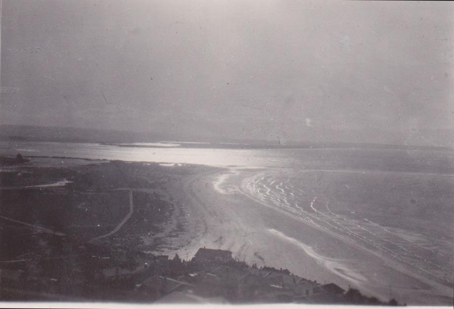 Tahunanui Beach, 1933Lemuel Lyes Collection
