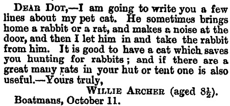 Otago Witness , Issue 1823, 29 October 1886, Page 33Courtesy of Papers Past