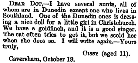 Otago Witness , Issue 1823, 29 October 1886, Page 33Courtesy Papers Past