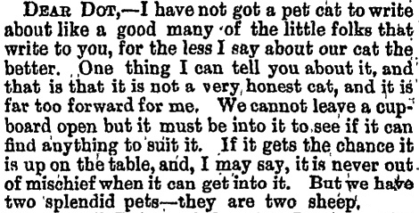 Otago Witness , Issue 1856, 8 July 1887, Page 34Courtesy of Papers Past