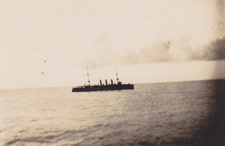 HMAS EncounterLemuel Lyes Collection