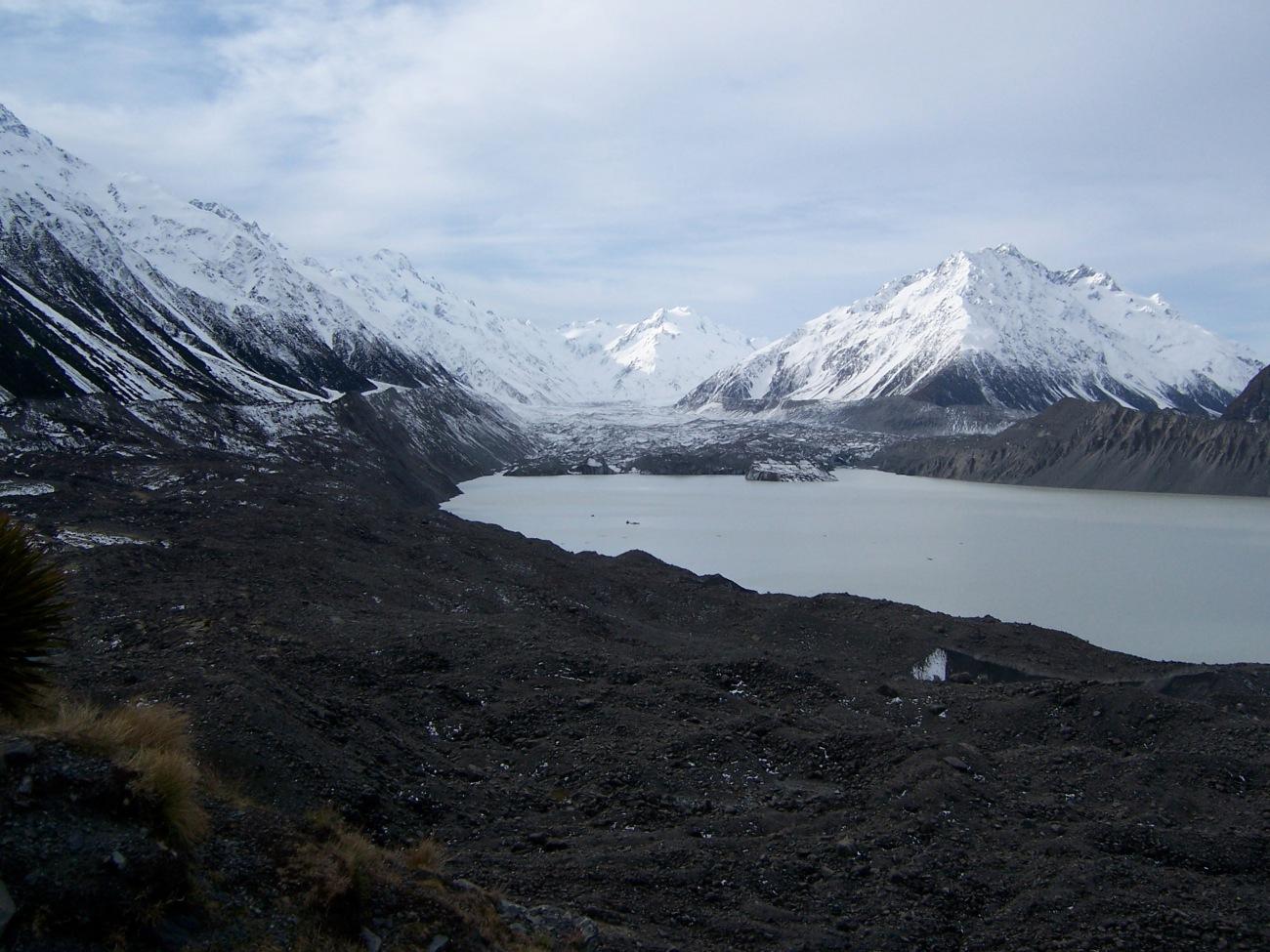 Tasman Glacier © Lemuel Lyes