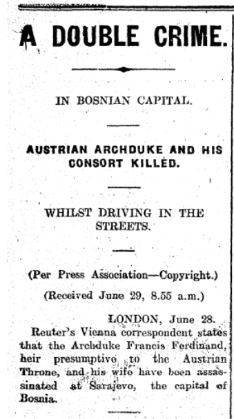 Ashburton Guardian, Volume XXXIII, Issue 8876, 29 June 1914, Page 5