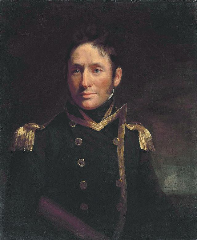 PORTRAIT OF CAPTAIN PHILIP BEAVER R.N (1766 - 1813) - Wikimedia Commons