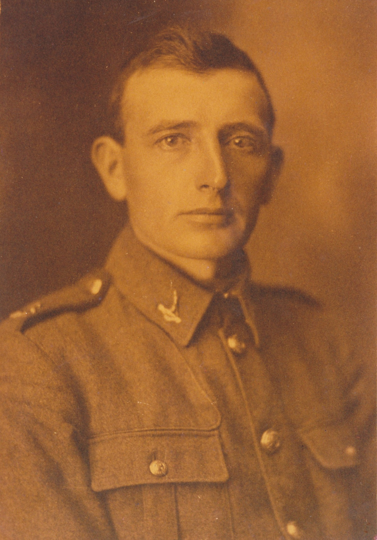 Thomas Alexander Gillanders (8 April 1881 - 25 April 1915)