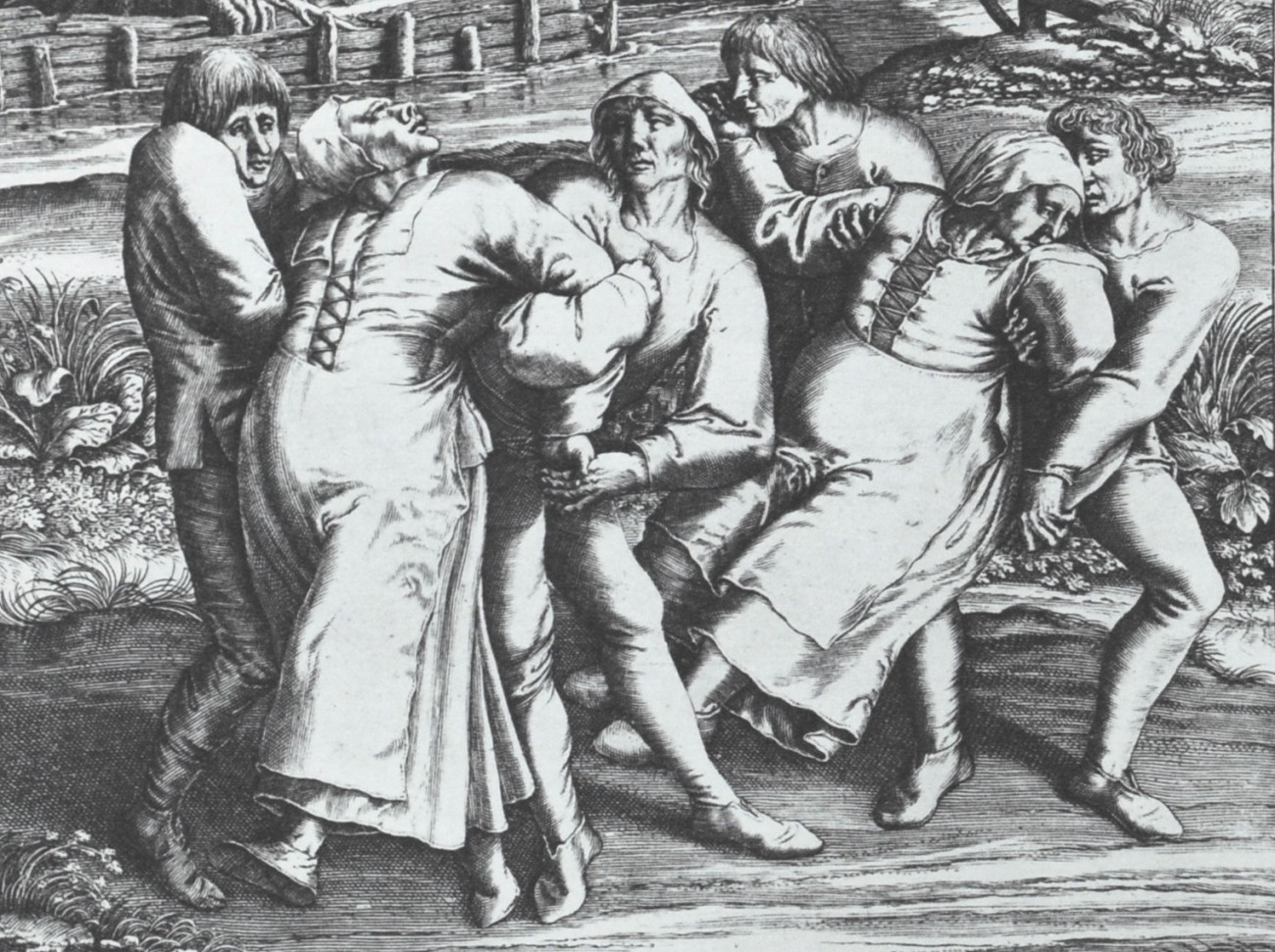 dancingplague