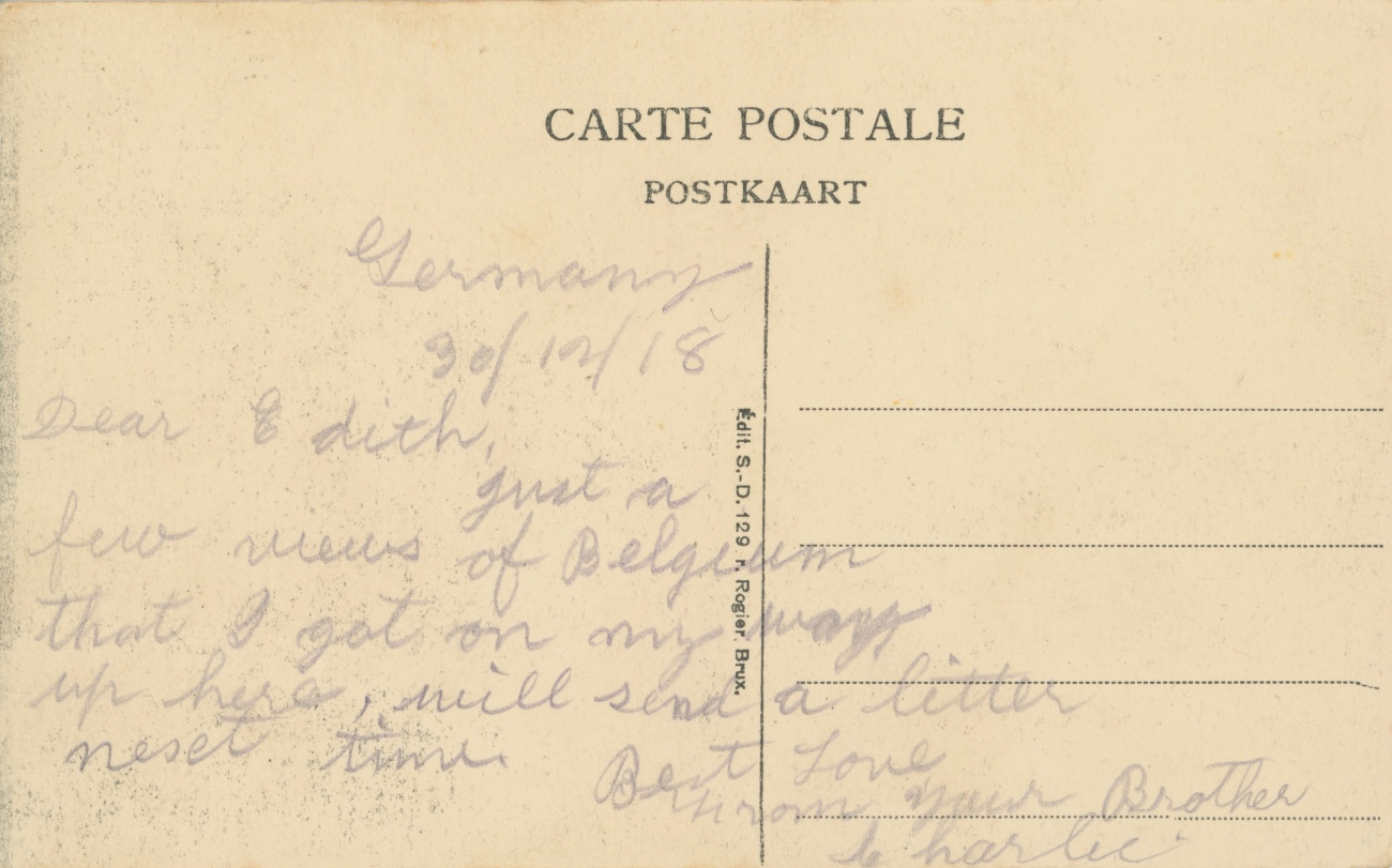 Belgium1918PCReverseSmall